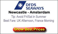 Cheap ferry tickets